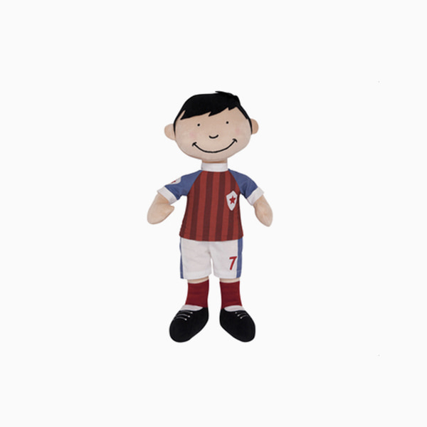 축구선수 인형 FOOTBALLER TOY MULTI